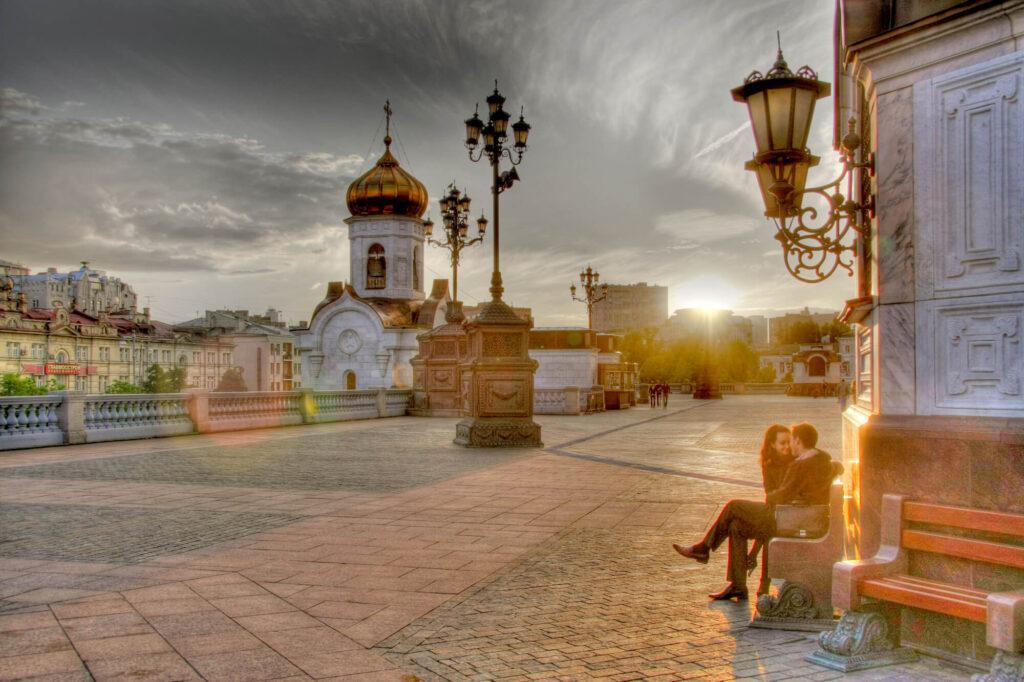 Знакомства в Москве