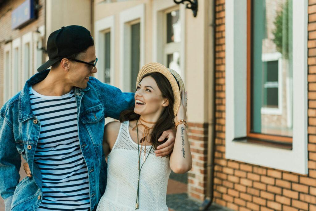Знакомство с девушкой в Калининграде